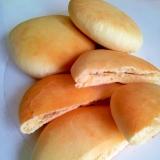分厚い☆ふわふわピタパン