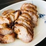 レンジでお店の味☆豚ももブロックのチャーシュー