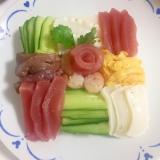 モザイク ちらし寿司