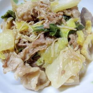 牛野菜煮☆