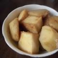 厚揚げと里芋のうま煮