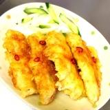 ʚ♡ɞ真鱈の天ぷらの甘酢あんかけʚ♡ɞ