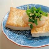 豆腐★おろしステーキ~♪