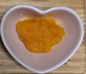 離乳食 フリージング〜かぼちゃ〜 炊飯器で簡単!