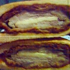 チーズカツサンド