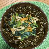 小松菜の煮物