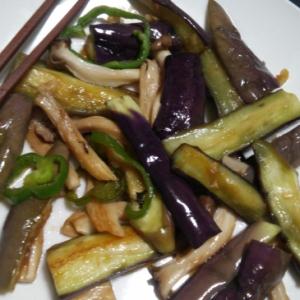 漢の野菜炒め