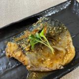 骨まで食べれる♬ サバの味噌煮