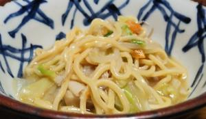 中華麺サラダ