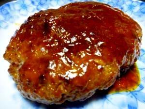 ジュ〜シ〜☆煮込みハンバーグ