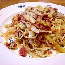 ルーベンおじさんのスパゲティ