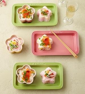 [ル・クルーゼ公式]花寿司