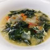 熱々トロトロ!簡単中華スープ