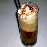 ドイツのカフェで飲む★アイスコーヒー★