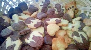 バター無し!袋で!型抜きクッキー