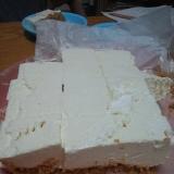 たっぷり★濃厚レアチーズケーキ