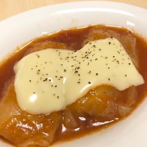 豚ひき肉とキャベツのトロトロチーズミルフィーユ