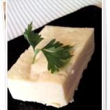 簡単★フライパンでお豆腐チーズケーキ