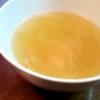 オニオンコンソメスープ