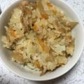 簡単☆鶏の炊き込みご飯