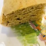 余った煮汁で簡単ケーキ