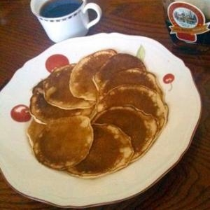 朝食にもおやつにもおすすめのパンケーキ