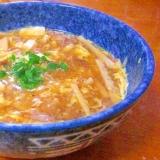 お子様にも♪ 辛くない本格中華サンラータンスープ