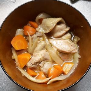 鶏肉の和風煮