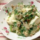 ニラニラ豆腐