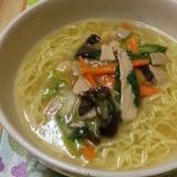中華料理!あんかけラーメン☆広東麺☆