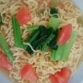 【うま塩】トマトらー麺