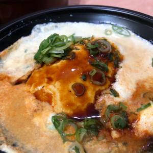 おぼろ豆腐のマーラースープ^ - ^