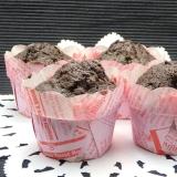プクッと膨らむチョコレートカップケーキの作り方