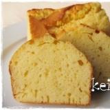 ホットケーキミックスで超簡単☆酒粕ケーキ