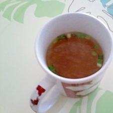 即席コンソメスープ++