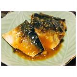 体ポカポカ☆サバの味噌煮