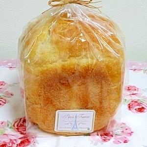 HB♥シンプルで美味しい♥全粒粉食パン2