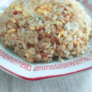 【旦那メシ】包丁いらずの簡単ウマウマ焼き飯
