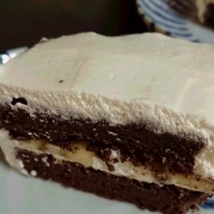 初めてのチョコレート・ケーキ♪