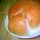 ホットケーキMIXで炊飯器ケーキ