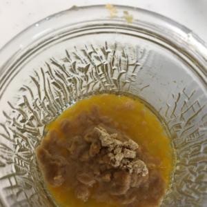 ⁑離乳食 モグモグ期⁑コロコロかぼちゃきなこ