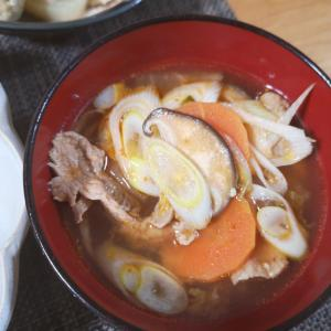 韓国風豚汁