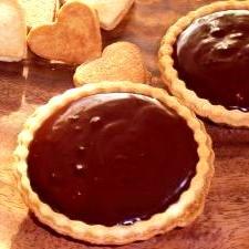 ビタントニオで簡単チョコレートタルト♪