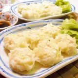 レンジで簡単✿豆腐焼売