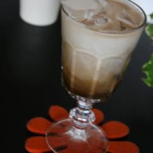 cafeの味☆黒糖ラテ☆