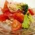ブロッコリーとささみのサラダ