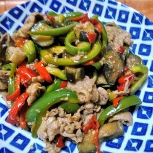 味付け簡単!豚肉と夏野菜のオイスターソース炒め
