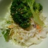 ブロッコリーチョレギサラダ