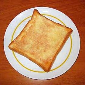 優しい甘さ★ねりごまトースト