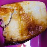 炒飯油風味の焼き鯖